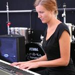 Malmöfestivalen (2012), pianist i The Tallulah's