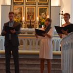 Uppåkra kyrka (2013), medlem i Kolonikvartetten